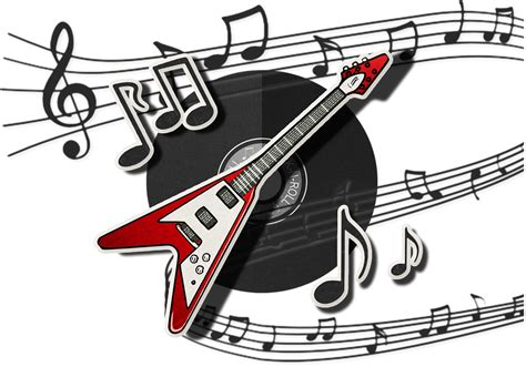 Guitar, Music, Rock, Musical, Play