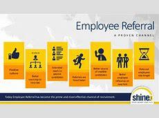 Shine Employee Referral ppt