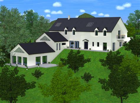 luxe et chic maison piano maison archi constructeur