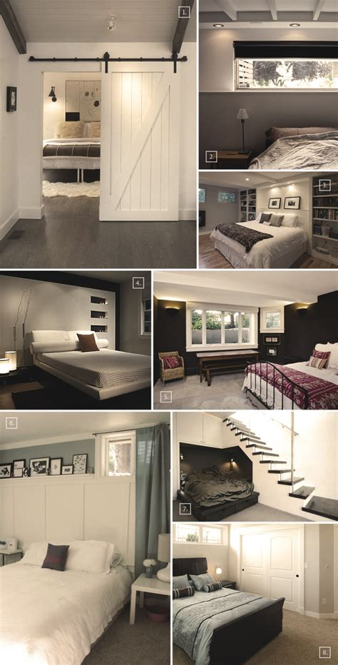 Turning A Basement Into A Bedroom Designs And Ideas