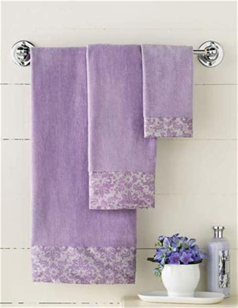 lavender bathroom ideas lavender bath towel sets purple
