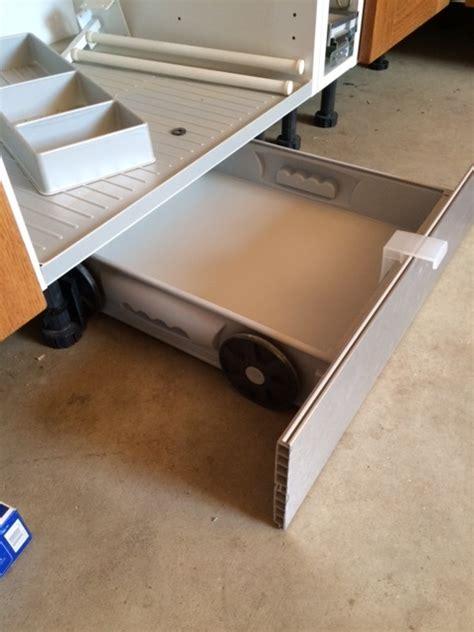 kit tiroir de plinthe 600 mm 5a1 cuisinesr ngementsbains