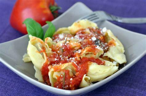 recette raviolis frais 224 la sauce tomate maison