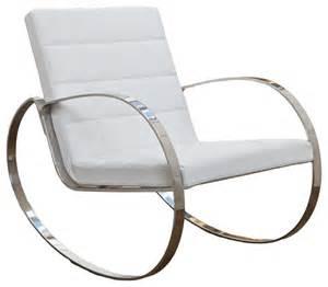 plushemisphere modern rocking chair designs