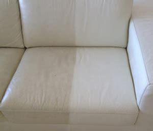 entretien d un canap 233 en cuir blanc table de lit