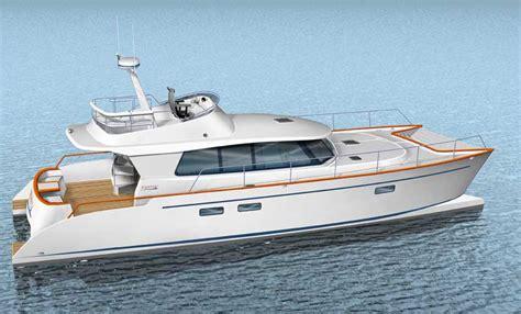 Catamaran Trawler Plans by Aluminum Power Catamaran Plans Gilang Ayuninda