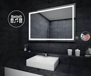 Bluetooth Lautsprecher Badezimmer : badspiegel led beleuchtung mit ber hrungsloser sensor und bluetooth lautsprecher ebay ~ Markanthonyermac.com Haus und Dekorationen