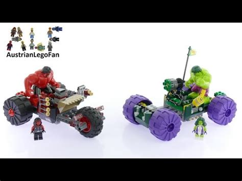Skiff Vs Hulk by Lego Super Heroes 76077 Iron Man Detroit Steel Strikes