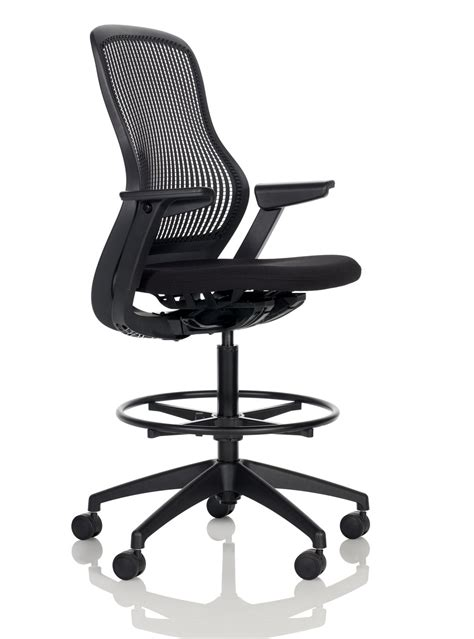 Knoll Regeneration Chair Manual by Regeneration By Knoll 174 Ergonomic High Task Chair