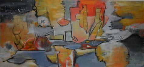 Bild  Moderne Malerei, Moderne Kunst, Gemälde, Rot Von