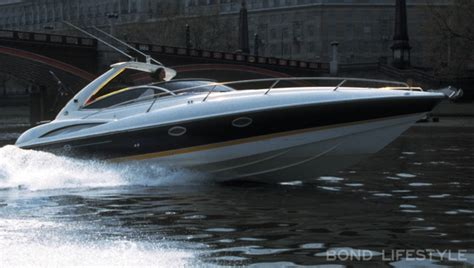 Boats Used In James Bond Movies by Sunseeker Superhawk 34 Bond Lifestyle