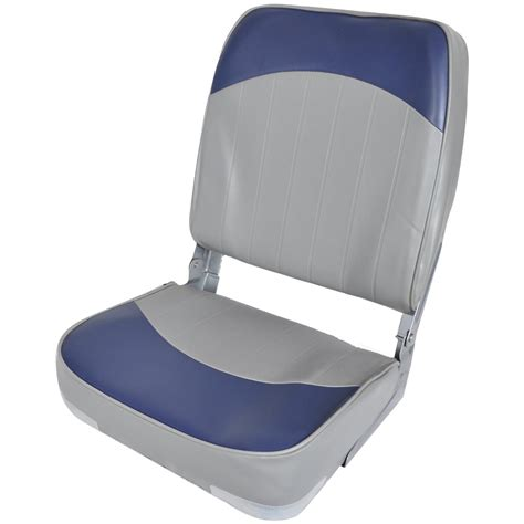 Fold Down Boat Seats by High Back Fold Down Boat Seat 2 Tone 640165 Fold Down