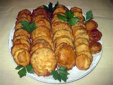 recette de beignets d aubergines et de courgettes