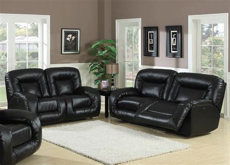modern living room ideas with black leather sofa room design ideas