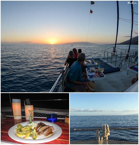 Maui Boat Tours by Trilogy Sunset Dinner Sail Review Maui Guide