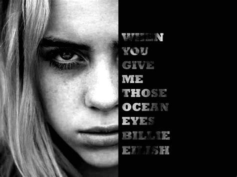 Ocean Eyes (astronomyy Edit) Chords