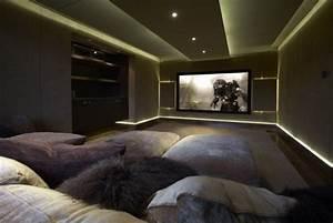 Media Home Cinema : 20 home cinema room ideas ultralinx ~ Markanthonyermac.com Haus und Dekorationen