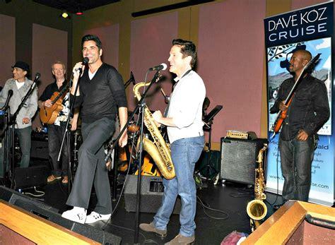 John Stamos And Dave Koz Spaghettini The Dave Koz Lounge