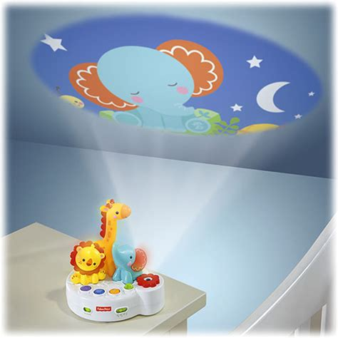 baby light projector rainforest friends 4 in 1 projection soother