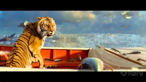 Flying Fish Boat Youtube by Life Of Pi Quot Flying Fish Quot Clip Youtube