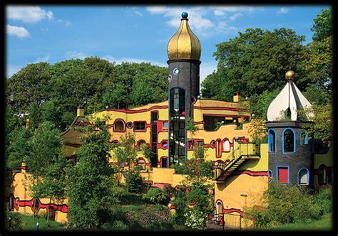 Hundertwasser Postkarte Ronald Mcdonald Haus Kaufen