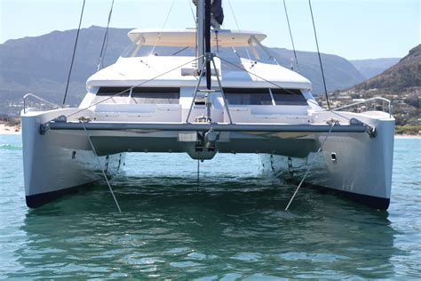 Catamaran Sailing Ship by Open Ocean 650 Luxury Sailing Catamaran Http Www 2oceans