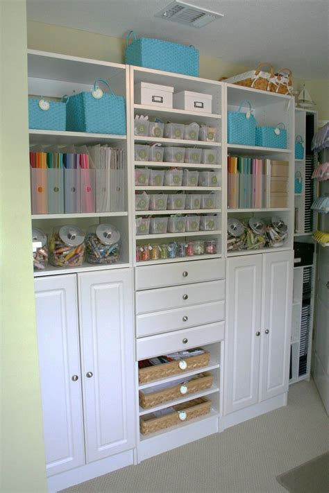 Home Decorating Pictures  Craft Organization Storage