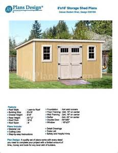 shed blueprints 12x16 free shed material list http www ebay itm 8 x 16 deluxe shed plans