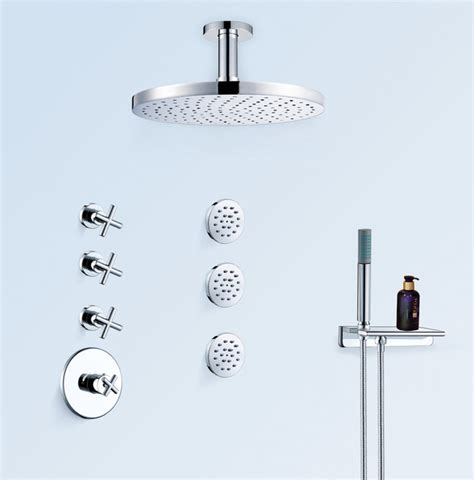 dornbracht tara bath shower combination bathroom faucets and showerheads other metro by