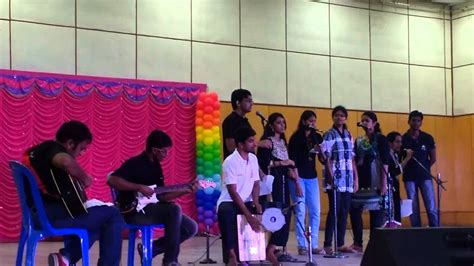 Sangam Band's Rocking Performance At Research Scholars