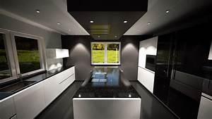 Weiße Hochglanz Küche Reinigen : weisse hochglanz k che ~ Markanthonyermac.com Haus und Dekorationen