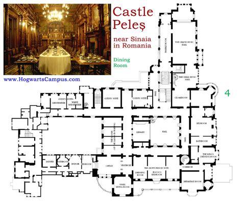 ayton castle floor plans castles palaces house castle peles second floor architecture