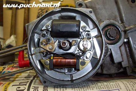 Buitenboordmotor Reviseren by Puchmaxi Nl Ontsteking Vastzetten Met Inbus