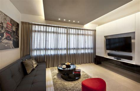 Home N Decor Interior Design Singapore : Hdb 4 Rooms