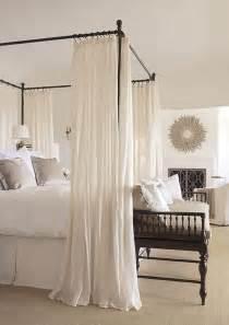 finest un ciel de lit fix au plafond with lit baldaquin fait maison