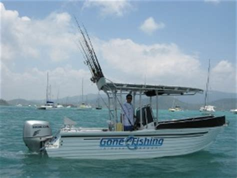 Fishing Boat Hire Airlie Beach by Airlie Beach Activities