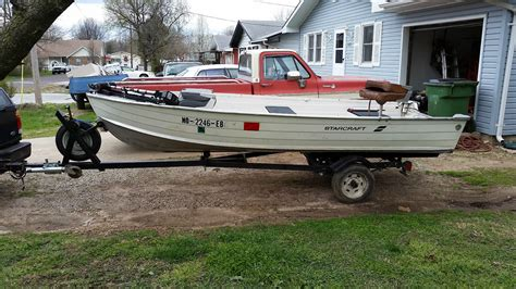 Starcraft Boats Any Good by Starcraft 1982 For Sale For 1 250 Boats From Usa