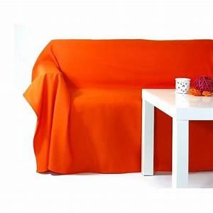 Plaids Für Sofas : tagesdecke plaid decke sofa bett sessel berwurf sofa berwurf 140x210cm orange ebay ~ Markanthonyermac.com Haus und Dekorationen
