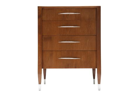 Walnut 4 Drawer Bachelor Chest Tall Narrow Chest Of Drawers White Tv Table Stand With How To Install Undermount Drawer Glides Dark Wood Unit Dresser Drop Handle Pulls What Is A In Spanish Tvs Electronic Cash Pottery Barn Stops