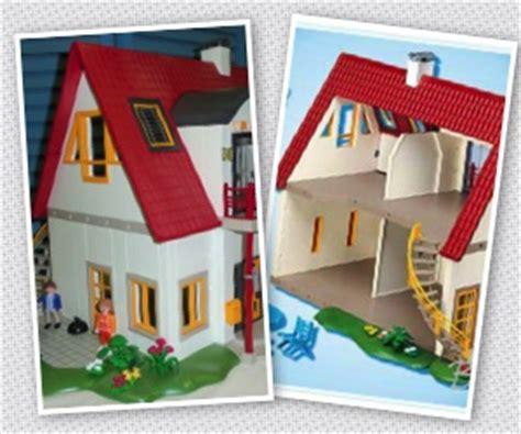 villa moderne playmobil 4279