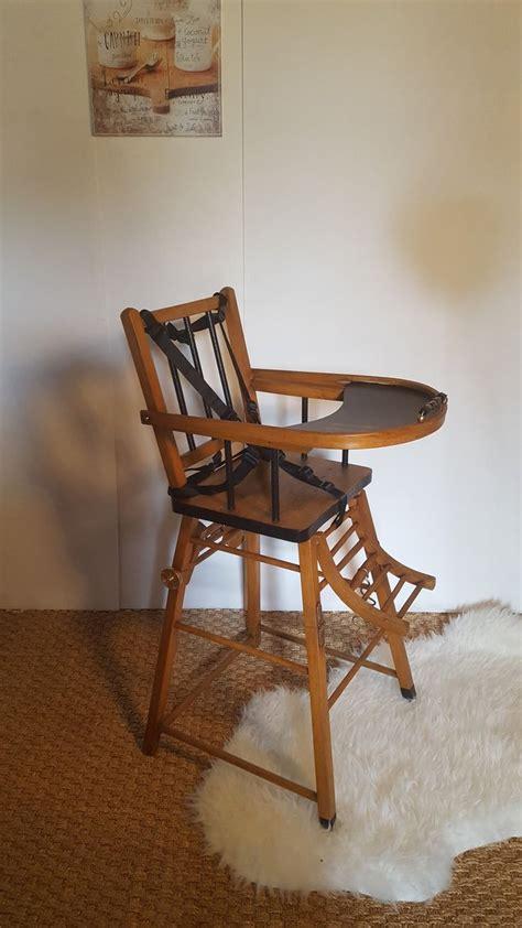chaise haute transformable combelle relook 233 e industriel loft d bebe and loft