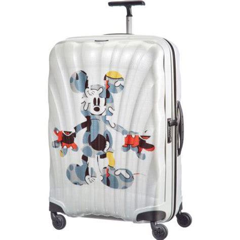 samsonite valise rigide cosmolite spinner 75 cm mickey