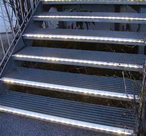 Led Profil Aussen : treppenkantenprofile treppenprofile treppen beleuchtung led ketten led lichtschlauch ~ Markanthonyermac.com Haus und Dekorationen