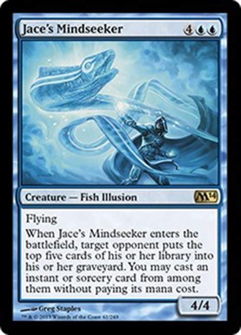 jace s mindseeker magic 2014 set gatherer magic the gathering