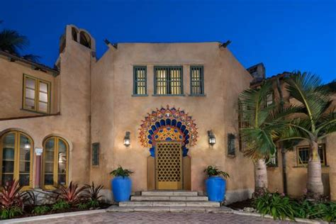 Homes With Moroccan Style WSJ