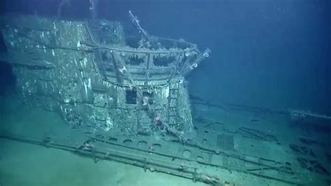 German U Boat Found Off New Jersey by Close To Home Exploring A German U Boat Sunk Off U S