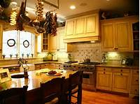 country home decorating ideas Kitchen : French Country Kitchen Decorating Ideas French ...