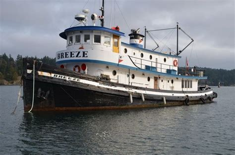 Old Wooden Tug Boats For Sale by Pacific Boat Building Co Ladyben Classic Wooden Boats