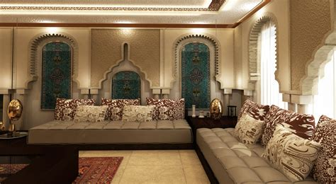 Moroccan Style Interior Design  Home Decorating Magazines