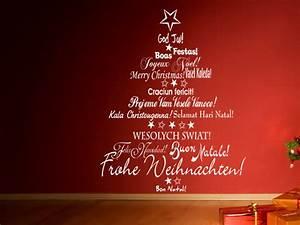 Was Hat Der Tannenbaum Mit Weihnachten Zu Tun : sch ne wandtattoo weihnachtsmotive und geschenke auf ~ Whattoseeinmadrid.com Haus und Dekorationen